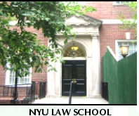 Life at NYU Law   My First Five Lessons  Digesting  L Orientation